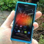 nokia n9 ice cream sandwich