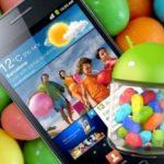 galaxy s2 gt i9100 android 4.1 jelly bean